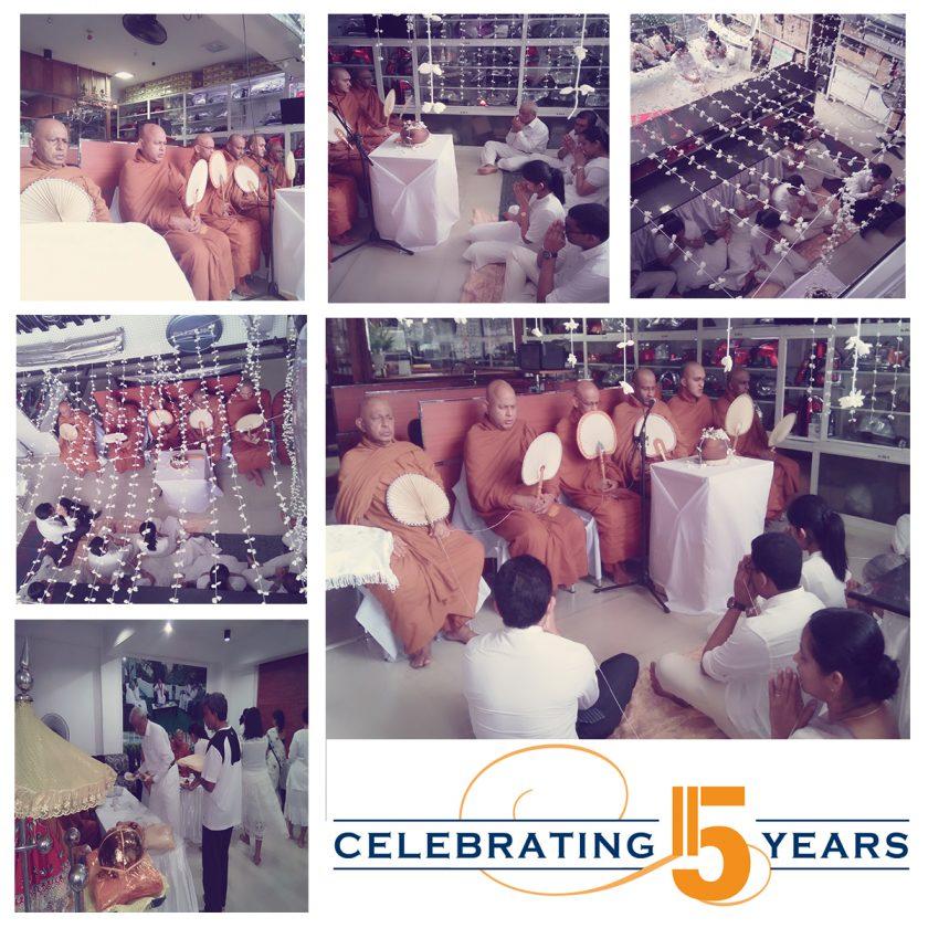 5 Year Anniversary Celebration